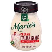 Marie's Creamy Italian Garlic Dressing