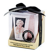 Marilyn Monroe Cozy Feet Set
