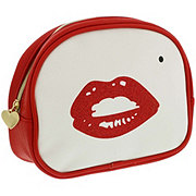 Marilyn Monroe Lips Medium Cosmetic Bag