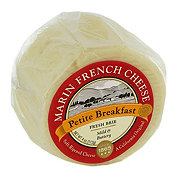 Marin French Cheese Petite Breakfast Fresh Brie Cheese