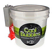 Marine Metal 8 QT Cool Bubbles Insulated Bait Saver Kit