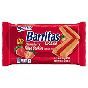 Marinela Barritas Fresa Strawberry Filled Cookies