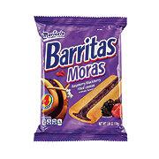 Marinela Barritas Moras Filled Raspberry Blackberry