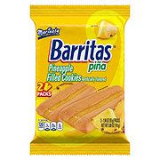 Marinela Barritas Pineapple Filled Fruit Bars