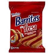 Marinela Barritas Strawberry Filled Fruit Bars