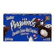 Marinela Pinguinos Chocolate Cupcakes