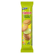 Marinela Príncipe Lime Sandwich Cookies