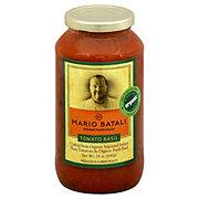 Mario Batali Organic Tomato Basil Pasta Sauce