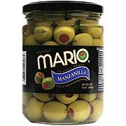 Mario Manzanilla Stuffed Olives