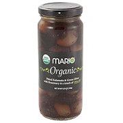 Mario Organic Kalamata & Green Olives with Rosemary