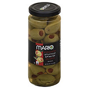 Mario Queen Stuffed Olives
