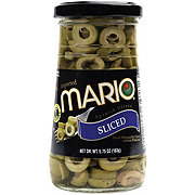 Mario Sliced Manzanilla Olives