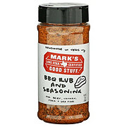 Mark's Good Stuff BBQ Dry Rub And Seasoning