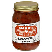 Mark's Good Stuff Lone Star Certified Medium Roasted Salsa