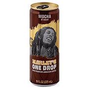 Marley's One Drop Mocha Coffee Drink