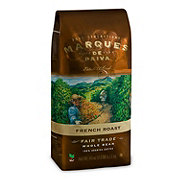 Marques De Paiva French Roast Whole Bean Coffee