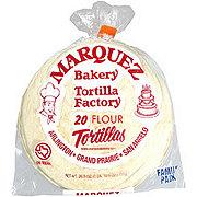 Marquez Bakery Flour Tortillas