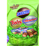 Mars Chocolate Easter Minis for Spring Variety Stand-up Pouch