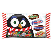 Mars Chocolate Holiday Minis Size Candy Bars Variety Mix Bag