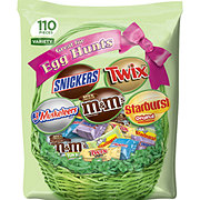 Mars Chocolate & More Spring Candy Variety Mix 110-Piece Bag