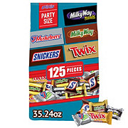 Mars Chocolate, Variety Pack Candy Bars, Minis Size