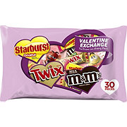 Mars Mars Chocolate & Sugar Exchange Valentine