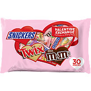 Mars Mars Fun Size Exchange Valentines