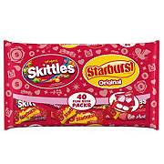 Mars Skittles and Starburst Valentine's Exchange Kit (40 ct