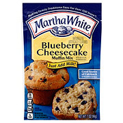 Martha White Blueberry Cheesecake Muffin Mix