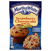 Martha White Strawberry Cheesecake Muffin Mix