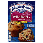 Martha White WildBerry Muffin Mix