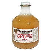 Martinellis Gold Medal Unfiltered Apple Juice