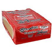 Maruchan Beef Flavor Ramen Noodle Soup 24 ct
