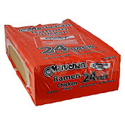 Maruchan Chicken Flavor Ramen Noodle Soup 24CT