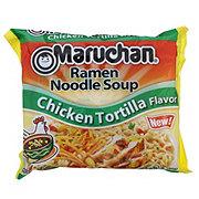 Maruchan Chicken Tortilla Flavor Ramen Noodle Soup