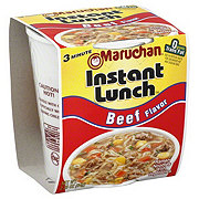 Maruchan Instant Lunch Beef Flavor