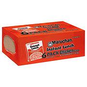 Maruchan Instant Lunch Chicken Flavor