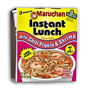 Maruchan Instant Lunch, Chili Pequin & Shrimp