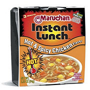 Maruchan Instant Lunch, Hot and Spicy Chicken