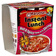 Maruchan Instant Lunch Hot and Spicy Flavor with Shrimp