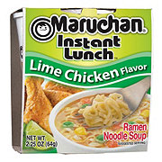 Maruchan Instant Lunch Lime Chicken