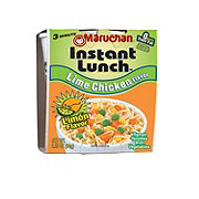 Maruchan Instant Lunch, Lime Chicken