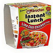 Maruchan Instant Lunch Lime Chili Chicken