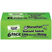 Maruchan Instant Lunch Lime with Shrimp