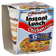 Maruchan Instant Lunch Reduced Sodium Chicken Flavor