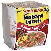 Maruchan Instant Lunch Roast Beef Flavor