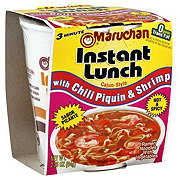 Maruchan Instant Lunch with Chili Piquin and Shrimp