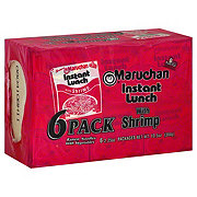 Maruchan Instant Lunch With Shrimp