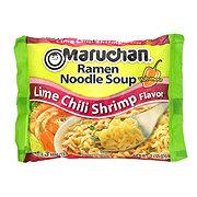 Maruchan Lime Chili Shrimp Flavor Ramen Noodle Soup