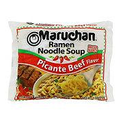 Maruchan Picante Beef Ramen Noodle Soup